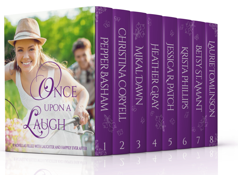 Once Upon A Laugh 3D - PNG
